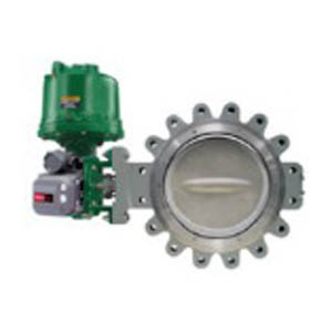 Fisher 8532 - Butterfly Wafer Style Rotary Valve
