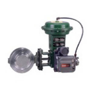 Fisher 8560 - Butterfly Wafer Style Rotary Valve