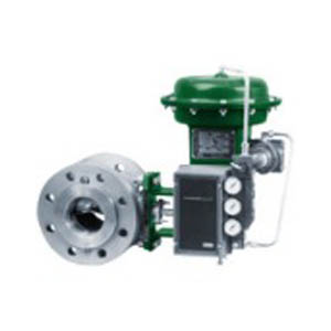 Fisher V300 - VBall Flanged Style Rotary Valve