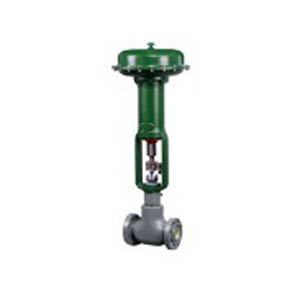 Fisher D,DA - Globe Style Sliding-Stem Valve
